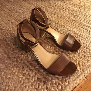 212c467acf0 MICHAEL Michael Kors Shoes - Michael Kors Lena Mid in Luggage