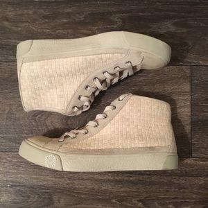 UGG Cayha Woven Sneakers
