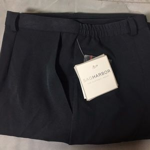 SAGHARBOR Navy Blue Pants Size 12