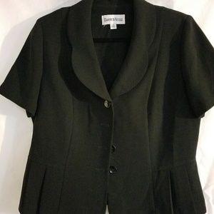 Jackets & Blazers - Short sleeve blazer