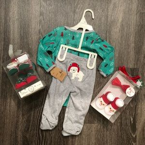 Christmas baby bundle