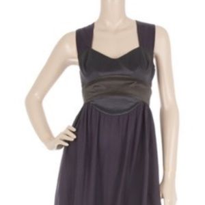 Narciso Rodriguez Silk Dress