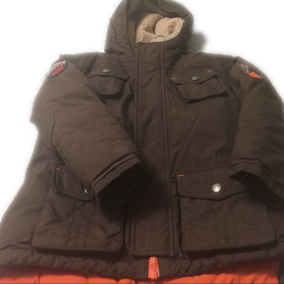 hot-selling real new high quality innovative design Lands' End Boys Expedition Parka