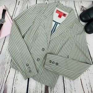 Mossimo supply co. Pinstripe Jacket