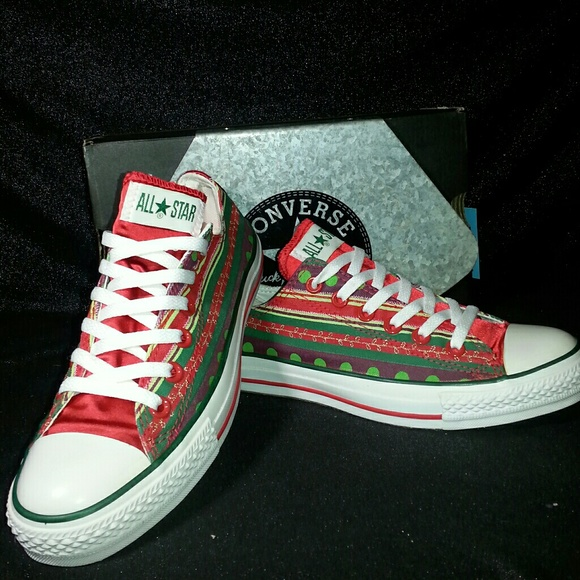 Ugly Sweater Converse