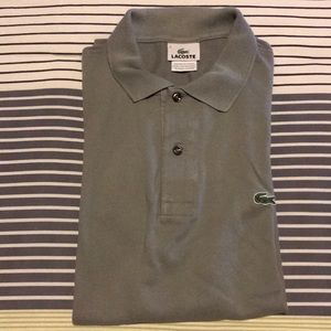 Lacoste Size 5 Polos