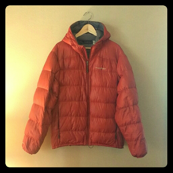 montbell Alpine Light Down Parka Men's for sale online