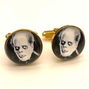 Other - The Phantom of the Opera Cuff Links