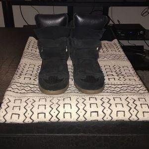 Isabel Marant Black sneaker