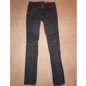 Black seven7 jeans  size 25