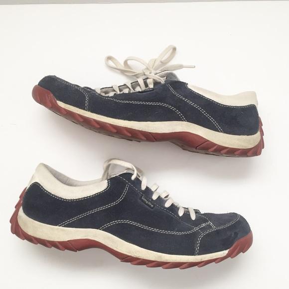 sale retailer 81ecd bfb1a SIMPLE Sugar Sneakers, Retro Blue Suede 10M Shoes.  M 5a24b32ff739bc7ad70a7c0c