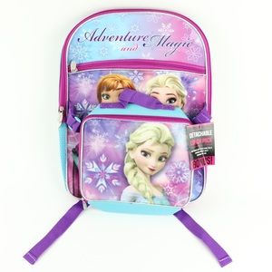 Disney Frozen Elsa & Anna 16 in. Backpack