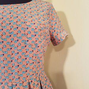 Like New! Monteau, Medium, Elephant Dress