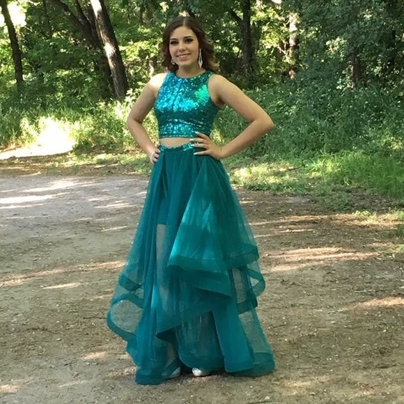 2018 Prom Dresses a Line at JCPenney