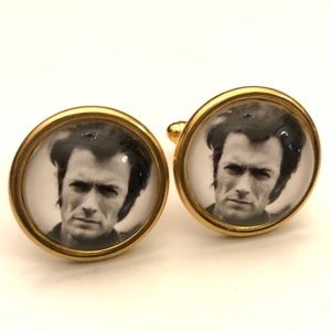 Other - Clint Eastwood Cuff Links