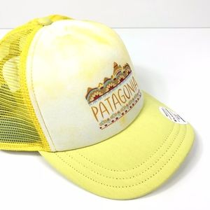 e5ec5f99b6b Patagonia Accessories - Patagonia W s Femme Fitz Roy Interstate Hat Yellow