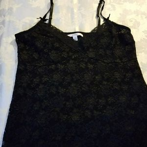 Tops - Lace camisole