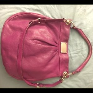 Marc by Marc Jacobs hobo leather bag