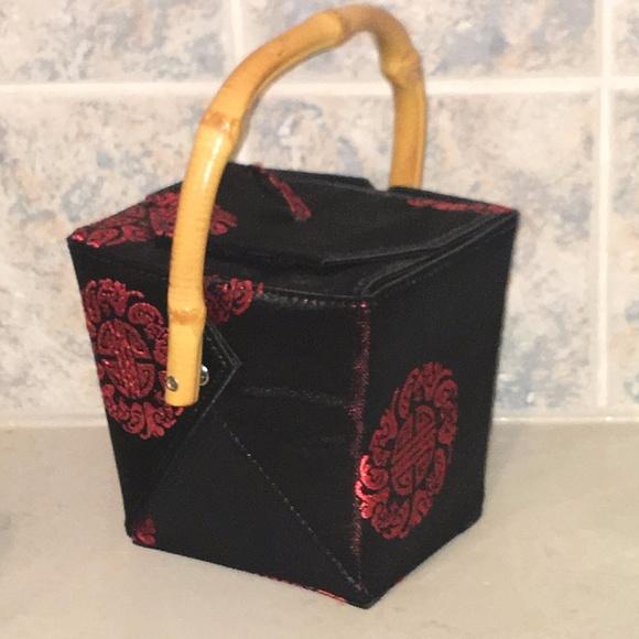 ❤️Vintage Tozai Home Chinese Takeout Box Handbag. M 5a24bda9eaf0307aed0ada53 745520d295