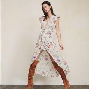 Reformation Charlene Dress, Size XS NWT