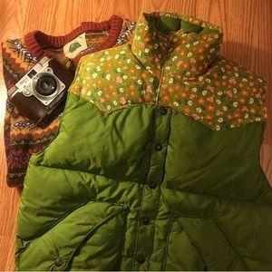 Darling Retro Puffer Vest