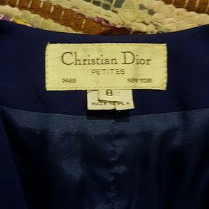 christian dior • vintage blazer