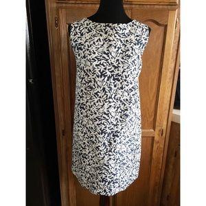 Joe Fresh Retro Inspired A-Line Shift Dress XL