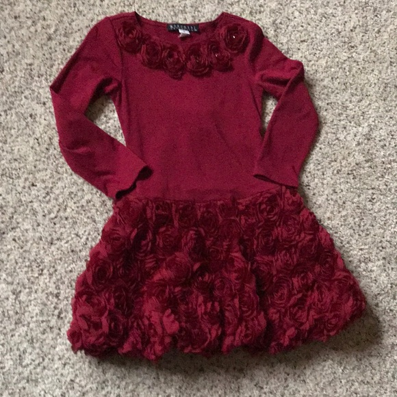 f6d3050a237bb Biscotti Dresses | Girls 5t Christmas Dress | Poshmark