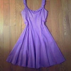 NWT Nine West Lavender Cocktail Dress
