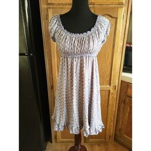 Max Studio Babydoll Dress Size XL