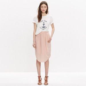 Madewell island skirt