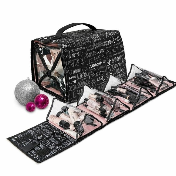 2d33a6cfba94 Mary Kay Travel Roll Up Bag NWT