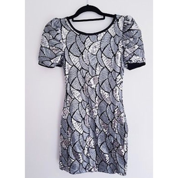 f6003630 Rare London Dresses | Sequin Dress From Asos | Poshmark
