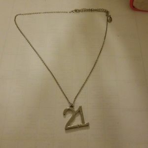 Jewelry - 21 necklace (5 for $20)