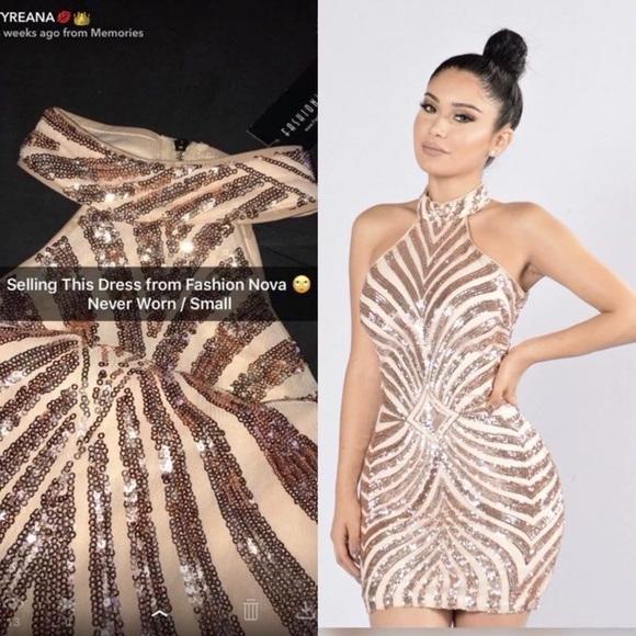 e38ff261a918c Fashion Nova Dresses | Diva Vibes Dress | Poshmark