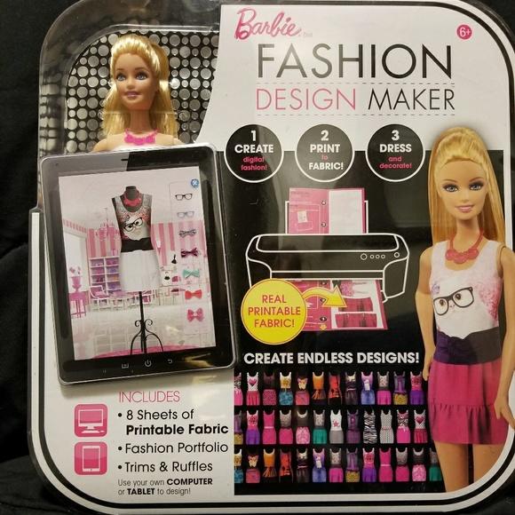 Barbie Other Fashion Design Maker Poshmark