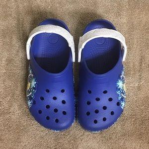 d69c59e902aff3 CROCS Shoes - Crocs Disney Frozen Elsa Light-up Clog