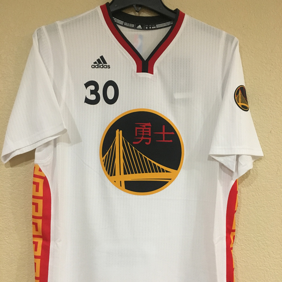 bb161f4b120 Golden State Warriors Curry  30 Swingman Jersey