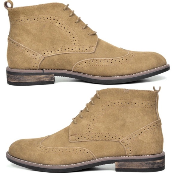 a9c1c7d4c7f92 Shoes | Mens Bruno Urban Suede Leather Lace Up Oxford Boot | Poshmark
