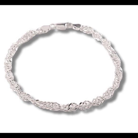 pure 100 Jewelry - Sterling silver bracelet