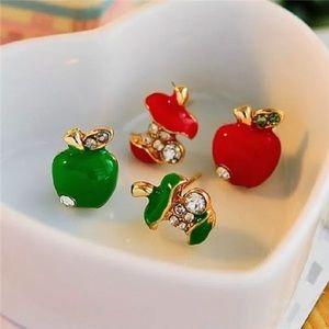 🍎 🍏 earrings