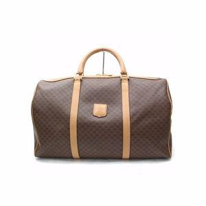 6da895f558 Monogram Macadam Duffle 865546 Brown Travel Bag