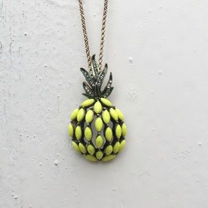Jewelry - Pineapple Necklace.