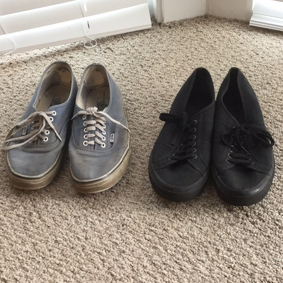 superga or vans