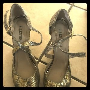 Ellen Tracy shoes worn once