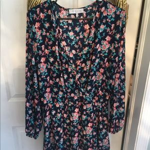 Super cute dress will need a tank under it