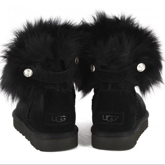 Valentina Boots With Swarovski Crystals