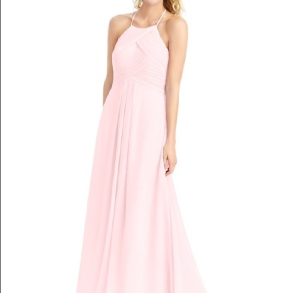 c8d059cf58e11 Azazie Dresses   Skirts - Azazie Ginger Blushing Pink Bridesmaid Dress