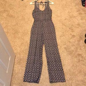 Floral patterned bodysuit