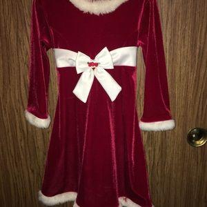 🎅❄️🎄👗 Christmas holiday dress Toddler girl 4T